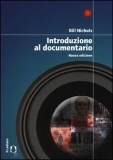 Introduzione al documentario - Bill Nichols - copertina