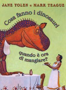 Liberauniversitascandicci.it Cosa fanno i dinosauri quando è ora di mangiare? Image