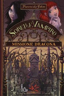 Antondemarirreguera.es Missione dracona. Sorelle vampiro. Vol. 3 Image