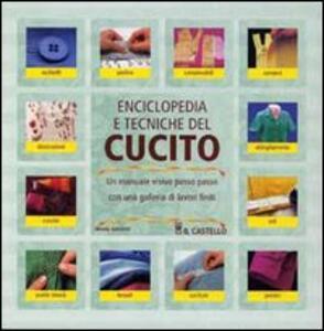 Enciclopedia e tecniche del cucito
