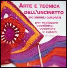 Librisulrazzismo.it Arte e tecnica dell'uncinetto Image