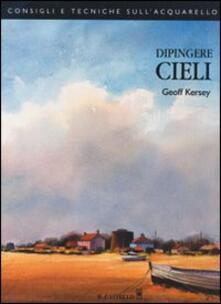 Dipingere cieli - Geoff Kersey - copertina