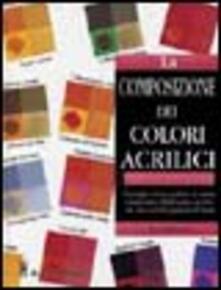 Radiospeed.it La composizione dei colori acrilici Image