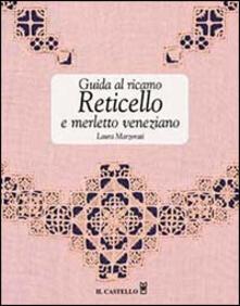 Antondemarirreguera.es Guida al ricamo. Reticello e merletto veneziano Image