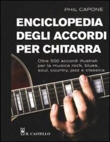 Filippodegasperi.it Enciclopedia degli accordi per chitarra Image