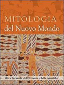 Antondemarirreguera.es Mitologia del nuovo mondo Image