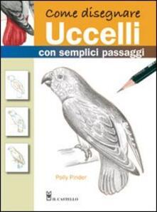 Warholgenova.it Come disegnare uccelli con semplici passaggi Image