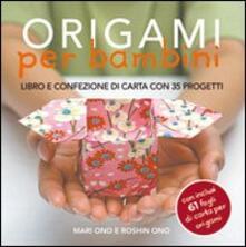 Winniearcher.com Origami per bambini Image