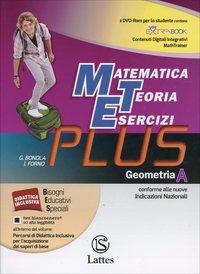 MATEMATICA TEORIA GEOMETRIA VOL. A