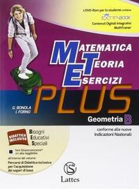 MATEMATICA TEORIA ESERCIZI PLUS B