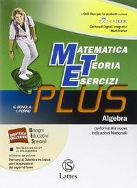 MATEMATICA TEORIA ESERCIZI PLUS 3