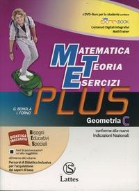 MATEMATICA TEORIA ESERCIZI PLUS C