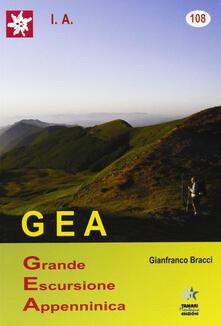 Steamcon.it Grande escursione appenninica. Guida. Con Atlante cartografico Image
