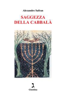 Saggezza della cabbalà.pdf