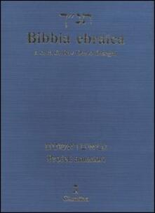 Milanospringparade.it Bibbia ebraica. Profeti anteriori. Testo ebraico a fronte Image