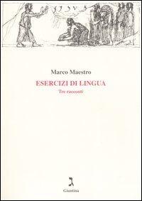 Esercizi di lingua. Tre racconti: Ediz. italiana e ebraica