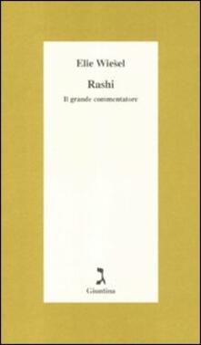 Radiospeed.it Rashi. Il grande commentatore Image