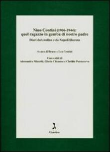 Writersfactory.it Nino Contini (1906-1944). Quel ragazzo in gamba Image
