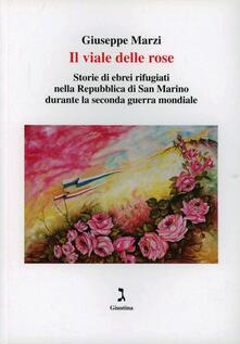 Osteriacasadimare.it Il viale delle rose Image