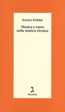 Tegliowinterrun.it Musica e canto nella mistica ebraica Image