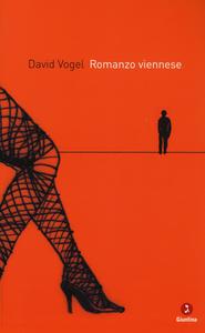Libro Romanzo viennese David Vogel