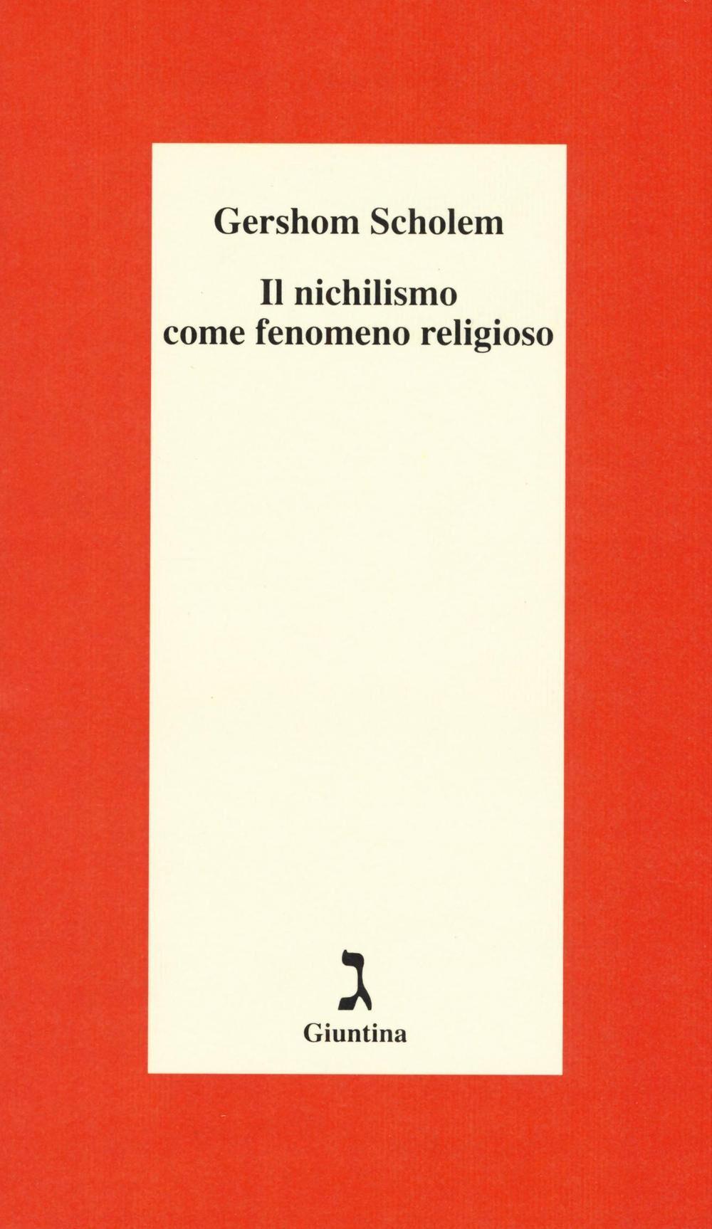 Il nichilismo come fenomeno religioso