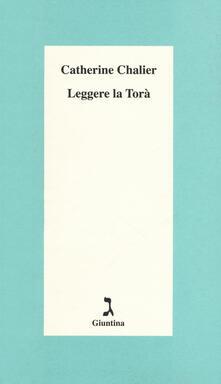 Listadelpopolo.it Leggere la Torà Image