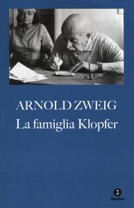 La famiglia Klopfer - Arnold Zweig - copertina