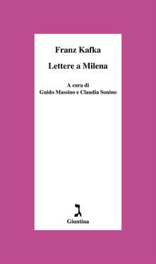 Listadelpopolo.it Lettere a Milena. Ediz. critica Image