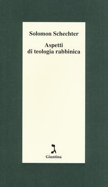 Aspetti di teologia rabbinica.pdf