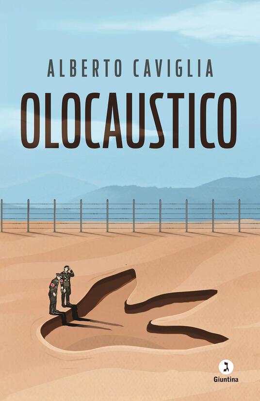 Olocaustico - Alberto Caviglia - copertina