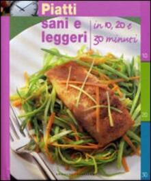 Winniearcher.com Piatti sani e leggeri in 10, 20 e 30 minuti Image