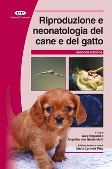 Equilibrifestival.it Riproduzione e neonatologia del cane e del gatto. Manuale BSAVA Image
