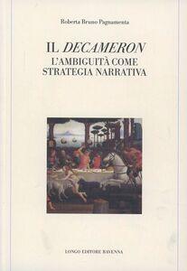 Il Decameron. L'ambiguità come strategia narrativa
