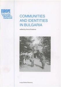 Communities and identities in Bulgaria