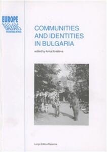 Communities and identities in Bulgaria