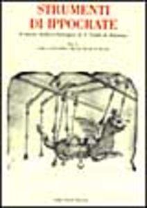 Strumenti di Ippocrate. Il Museo medico-chirurgico di S. Vitale di Ravenna