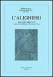 L' Alighieri. Rassegna dantesca. Vol. 24