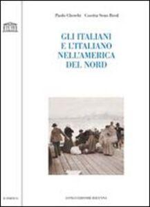 Gli italiani e l'italiano nell'America del Nord