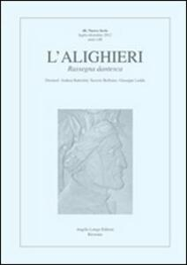L' Alighieri. Rassegna dantesca. Vol. 42