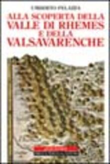 Filippodegasperi.it Alla scoperta della valle di Rhêmes e della Valsavarenche Image
