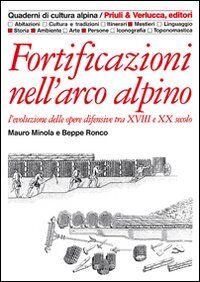 Fortificazioni nell'arco alpino. L'evoluzione delle opere difensive tra XVIII e XX secolo