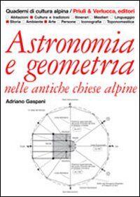 Astronomia e geometria nelle antiche chiese alpine