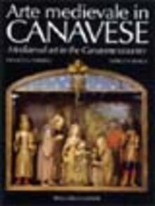Daddyswing.es Arte medievale in Canavese. Ediz. italiana e inglese Image