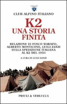 Listadelpopolo.it K2. Una storia finita Image