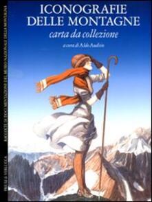 Iconografie delle montagne. Carta da collezione