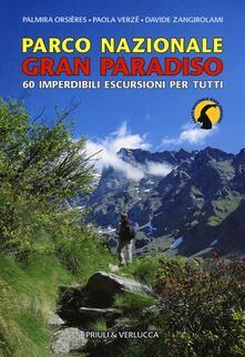 Parcoarenas.it Parco Nazionale Gran Paradiso. 60 imperdibili escursioni per tutti Image