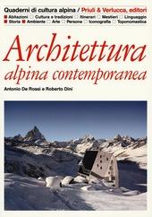 Architettura alpina contemporanea