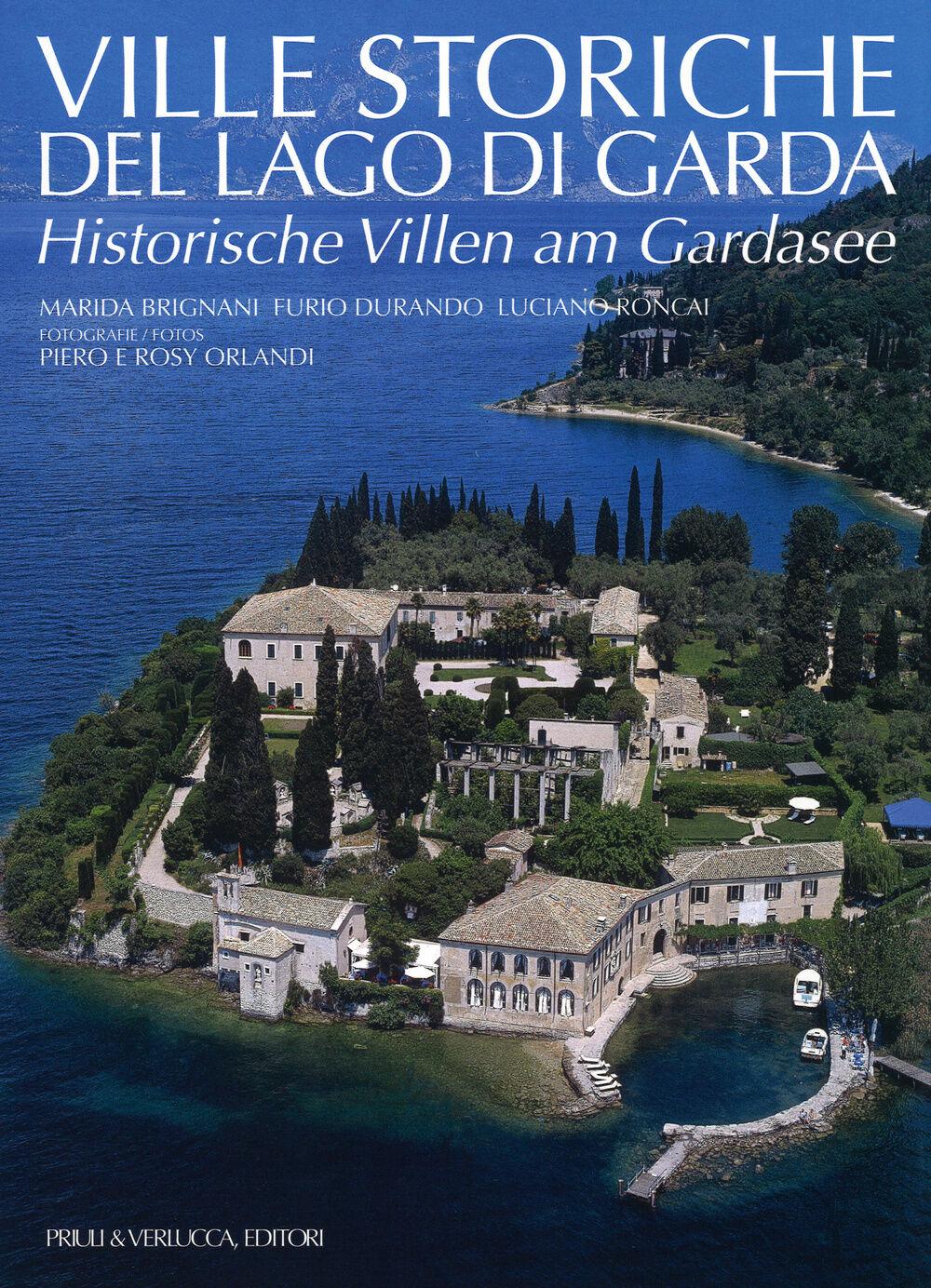 Ville storiche del lago di Garda-Historische Villen am Gardasee