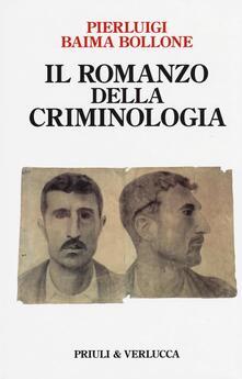 Ristorantezintonio.it Il romanzo della criminologia Image